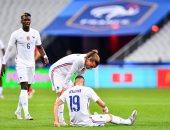 كريم بنزيما: تعافيت من الإصابة وجاهز بنسبة 100% لمواجهة ألمانيا