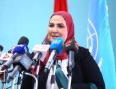 وزيرة التضامن: الصعايدة غاليين علينا ونستخدم أسلوب الحياة لا الوعظ