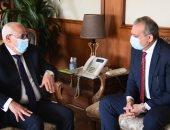 تعرف على لقاء محافظ بورسعيد بالمدير التنفيذى لصندوق تطوير العشوائيات