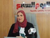 وزيرة التضامن: مش هنسيب ركن مهمل فى مصر خصوصًا سيناء