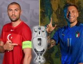 التشكيل المتوقع لمباراة تركيا ضد إيطاليا فى افتتاح يورو 2020