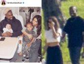 صور جديدة تؤكد الشائعات حول مواعدة كانى ويست لعارضة الأزياء إيرينا شايك