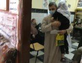 حياة كريمة.. شاهد جامعة طنطا تنظم أكبر قافلة طبية للكشف على المواطنين بقرية حانوت
