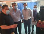 تشغيل الرعاية المركزة فى مستشفى كفر البطيخ بدمياط بسعة 7 أسرة
