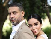 """أول تعليق من بسنت شوقي بعد حفل زفافها: """"الحمد لله اتفك كربى"""""""