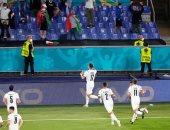 منتخب إيطاليا يفتتح بطولة اليورو بثلاثية في شباك تركيا