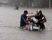 فيضانات موسمية فى الهند تهدد العاصمة مومباى