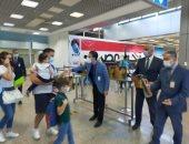 مطار شرم الشيخ يستقبل أولى رحلات الطيران الوافدة من مطار مالبينسا الإيطالية
