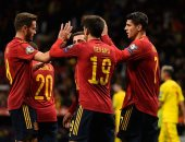 يورو 2020.. موراتا وفيران توريس فى هجوم منتخب إسبانيا ضد السويد