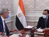 رئيس الوزراء يبحث استعدادات تنظيم مؤتمر الرعاية الصحية بأفريقيا والشرق الأوسط.. صور