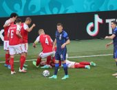 تأجيل تدريبات المنتخب الدنماركي اليوم بعد واقعة سقوط إريكسن
