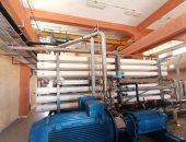 محطات مياه عملاقة تغطى مناطق شمال ووسط سيناء.. تعرف عليها