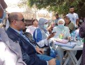 محافظة القاهرة تسلم 1721 أسرة من بطن البقرة وحدات مفروشة بالأسمرات