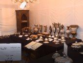 آلاف القطع الذهبية والأثرية ولوحات فنية وتاريخية في قضية شقة الزمالك