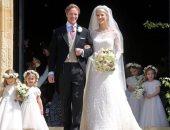 الملكة والأمير.. أشهر حفلات زفاف الأسر الحاكمة فى العالم..ألبوم صور