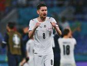 يورو 2020.. جورجينيو: إيطاليا مثل تشيلسي لا تلعب إلا للفوز