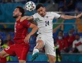 يورو 2020.. طبيب منتخب إيطاليا يكشف موقف فلورينزي وبيراردي من مباراة سويسرا