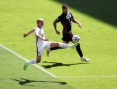 إنجلترا ضد كرواتيا.. تعادل سلبى ينهى الشوط الأول وتسديدة فودين الأبرز