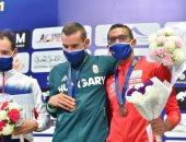 أحمد أشرف يفوز بالمركز الرابع ببطولة العالم للخماسى ويتأهل لأولمبياد طوكيو