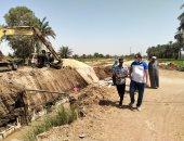 استكمال مشروعات تأهيل الترع واستبدال كوبرى ترعة السلامية بمدينة الطود بالأقصر