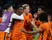 منتخب هولندا يستهل مشواره في يورو 2020 بفوز مثير على أوكرانيا