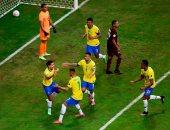 منتخب البرازيل يفتتح كوبا أمريكا 2021 بثلاثية فى شباك فنزويلا