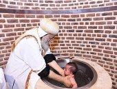 أسرار الكنيسة السبعة.. اعرف أسباب استخدام المياه فى المعمودية