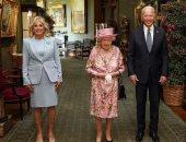 بايدن يخرق البروتوكول فى بريطانيا بكشفه عن سؤال الملكة له عن بوتين