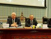 وزير الزراعة يستعرض بمجلس الشيوخ المبادرات المقدمة للمزارعين والصيادين
