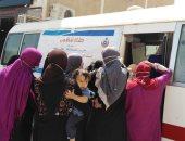 """حملة """"حقك تنظمي"""" تجوب مدن وقرى كفر الشيخ لتنظيم الصحة الإنجابية.. صور"""