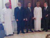 سفير سلطنة عُمان: نتطلع لفتح مجالات استثمارية واقتصادية مع مصر تعزيزا للعلاقات الأخوية