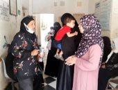 """المجلس القومي للمرأة بالأقصر يطلق حملة """"احميها من الختان"""" بقرى المحافظة"""