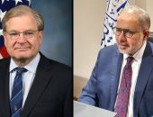 رئيس تكتل إحياء ليبيا يبحث مع السفير الأمريكى لدى طرابلس إجراء الانتخابات