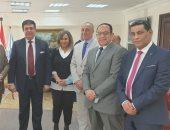 حسين زين يلتقى رؤساء القنوات الإقليمية بالهيئة الوطنية للإعلام