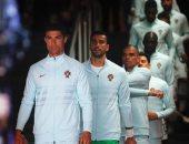 رونالدو محفزا زملاءه: فاجأنا أوروبا قبل 5 سنوات لنرفع اسم البرتغال مرة أخرى