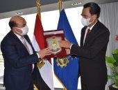 محافظ أسوان يلتقى السفير الإندونيسي لمناقشة أوجه التعاون والإستثمار