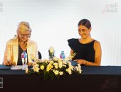 """""""الأمم المتحدة للسكان"""" يعلن أمينة خليل سفيرة للصندوق بمصر بحضور مساعد الأمين العام"""