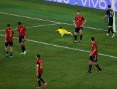 """التعادل السلبي يحسم مواجهة إسبانيا والسويد في """"يورو 2020"""""""