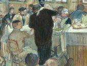 لوحة نادرة لمستشفى تولوز لوتريك للبيع فى مزاد باريس.. اعرف تفاصيل