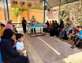 """""""حياة كريمة"""".. فحص 2015 سيدة ووسائل تنظيم الأسرة لـ507 أخرى بشبين القناطر"""