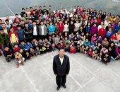 تزوج 38 امرأة وأنجب 89 ابناً و36 حفيدا.. من هو صاحب أكبر عائلة بالعالم؟.. فيديو