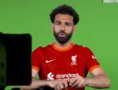 شاهد.. مواقف وطرائف التقاط صور الـ GIF للاعبي ليفربول فى الجلسة الرسمية
