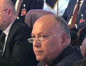 وزير الخارجية: الأمن المائى المصرى والسودانى يرتبط بالأمن القومى العربى
