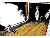 كاريكاتير اليوم.. سقط نتنياهو ولكن بقى الاستيطان