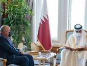 أخبار مصر.. الخارجية: الرئيس السيسى يدعو أمير قطر لزيارة مصر فى أقرب فرصة