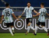 الأرجنتين تسقط في فخ التعادل ضد تشيلي بـ كوبا أمريكا