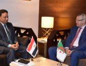 """رئيس """"الأعلى للإعلام"""" يلتقى وزير الاتصال والناطق باسم الحكومة الجزائرية"""
