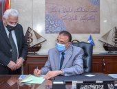 محافظ الإسكندرية يعتمد نتيجة الشهادة الإعدادية بنسبة نجاح 78.9 %