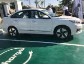النصر للسيارات: إتاحة 3 موديلات للسيارة الكهربائية ونسعى لتصنيع البطاريات محليا