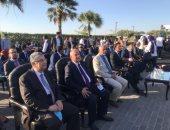 3 وزراء يشهدون الإعلان عن بيع أول 22 سيارة كهربائية فى مصر